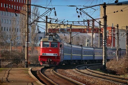 Одесская железная дорога будет перевозить медиков бесплатно