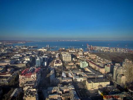 Даже 1 апреля в Одессе отключают свет