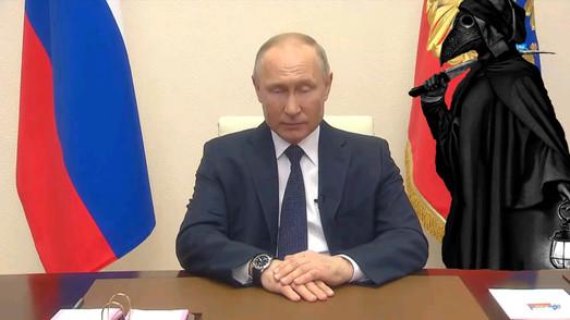 Обращение Владимира Путина к гражданам России как констатация апокалипсиса