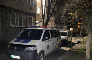 В Одессе взорвалась самодельная бомба в жилом доме