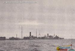 Брандеры: как в 1941 году порт Одессы заблокировали затопленными судами (ФОТО)