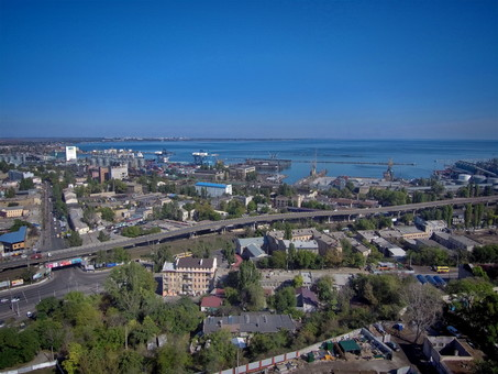 В Одессе отключили воду в Лузановке
