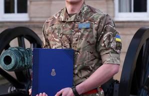 Курсант Одесской военной академии признан лучшим заграничным студентом в Великобритании