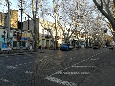 Одесса на карантине и самоизоляции: как живет город (ФОТО)