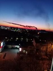 Под Одессой сильный пожар (ФОТО, обновляется)