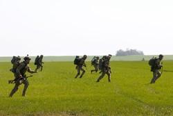 В Одесской области прошли учения морских пехотинцев