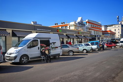 Как живет Одесса в режиме жесткого карантина (ФОТО, ВИДЕО)