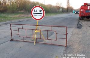 В Одесской области продолжают устанавливать карантинные блок-посты