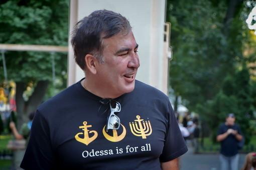 Саакашвили хочет стать кандидатом в мэры Одессы,- российские СМИ