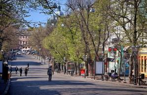 В Одессе не будут вводить комендантский час, но выходные рекомендуют провести дома