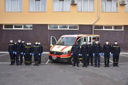 В Одесской области спасатели получили новую современную технику