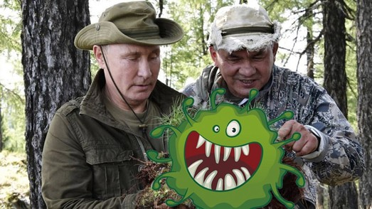 Репетиции парада Победы довели российскую армию до коронавирусного коллапса