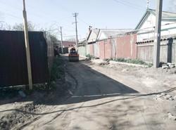 В Одессе начали капитальный ремонт улицы Химической