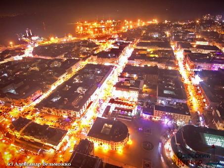 Кому в Одессе в пятницу отключают свет