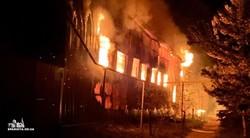 Минувшей ночью в Одессе горел православный монастырь Московского патриархата (ФОТО, ВИДЕО)
