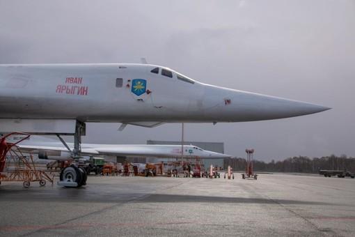 """Старые-новые Ту-160 для ВКС РФ с модернизацией """"для бедных"""""""