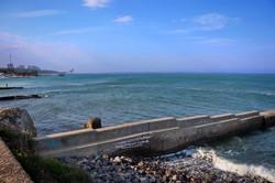 Одесса и море: шторм, учения военного флота, затонувший танкер и пляжи (ФОТОРЕПОРТАЖ)