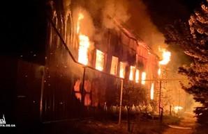 Задержан виновный в поджоге одесского монастыря