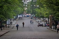 Одесса 2 мая: траур, туман и торговля (ФОТОРЕПОРТАЖ)