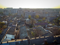 Сквер Мечникова: полет над Одессой между центром, Молдаванкой и Пересыпью (ФОТО)