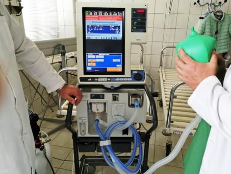 В одесские больницы закупают оборудование для борьбы с коронавирусом
