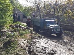 Стихия обрушилась на Болградский район