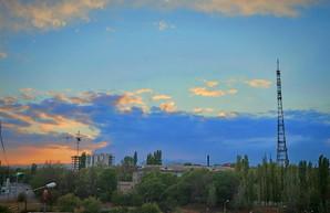 Вечерняя Одесса после дождя (ФОТО)