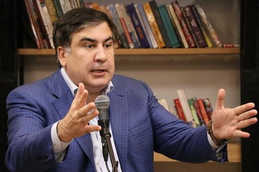 Саакашвили стал председателем исполкома