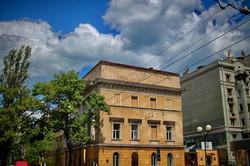 Красивая майская Одесса под облаками (ФОТО)