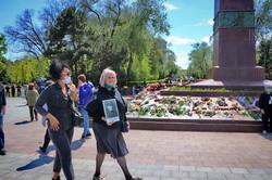 9 мая в Одессе: толпы людей собрались на Аллее Славы (ФОТО, ВИДЕО)