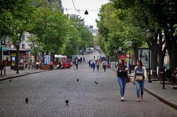 Одесситы массово не соблюдают карантин (ФОТО)