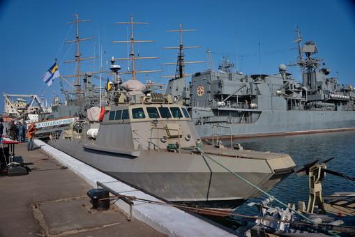 ВМС Украины получат новые катера