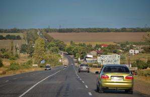 """По программе """"большого строительства"""" в Одесской области ремонтируют 133 километра дорог"""