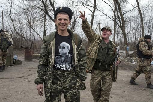Чьи интересы представляют граждане РФ в роли представителей ОРДЛО?