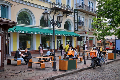 Одесские власти озаботились игнорированием карантина
