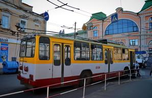 В Одессе временно не ходит троллейбус №2