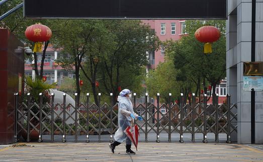 """Россия окунула Китай во """"вторую волну"""" эпидемии коронавируса"""