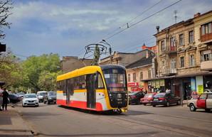 Одесский общественный транспорт увеличил перевозки