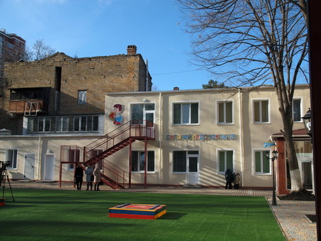 В Одессе могут открыть детские сады с 25 мая