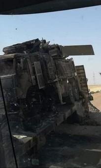 """Уничтоженный в Ливии ЗРПК """"Панцирь-С1"""" доказывает поставки оружия напрямую Россией Халифе Хафтару"""