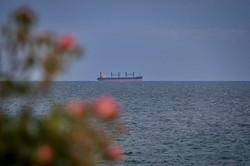 Одесса: море в пасмурный выходной день (ФОТО, ВИДЕО)