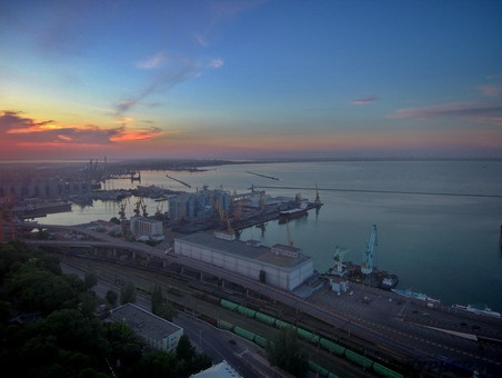 Отключения света в Одессе 26 мая