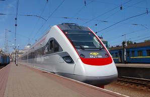 """С 1 июня запускают первые поезда """"Интерсити"""", в том числе из Одессы в Киев"""