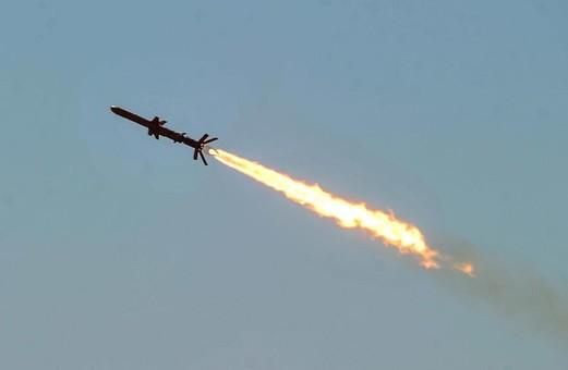 В Одесской области снова испытывают противокорабельные ракеты