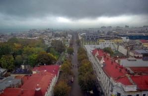 Одесса до карантина была третьим городом Украины по загрязнению воздуха
