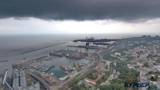 На 28 мая в Одессе обещают дождь и штормовое предупреждение
