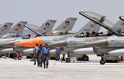 Столкнутся ли в Ливийском небе турецкие F-16 и российские МиГ-29