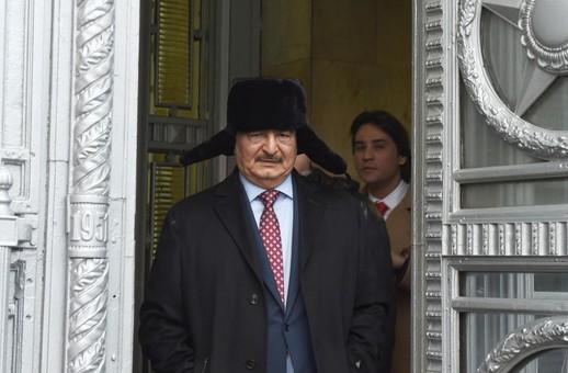 Миллиарды российских динаров для военного преступника Халифы Хафтара