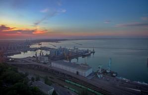 Отключения света в Одессе в первый день лета