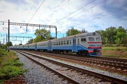 Первые электрички после карантина отправились из Одессы (ФОТО, ВИДЕО)